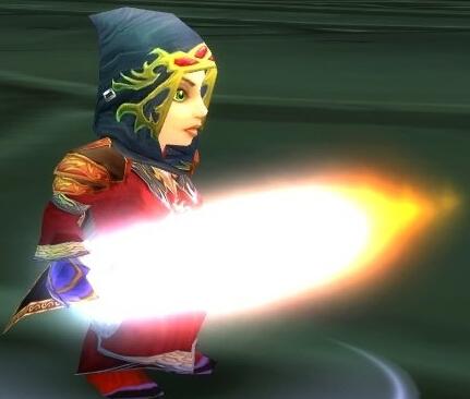 Fist staff Wow druid mace