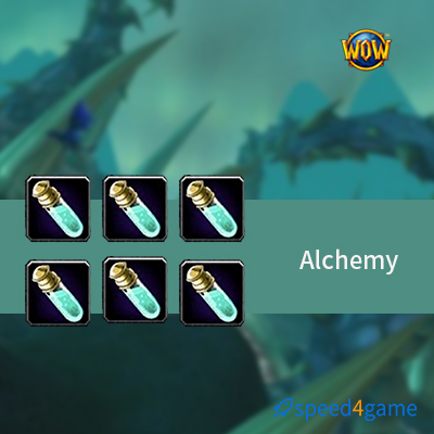 Buy WoW Classic Alchemy Powerleveling 1-300 - Speed4game