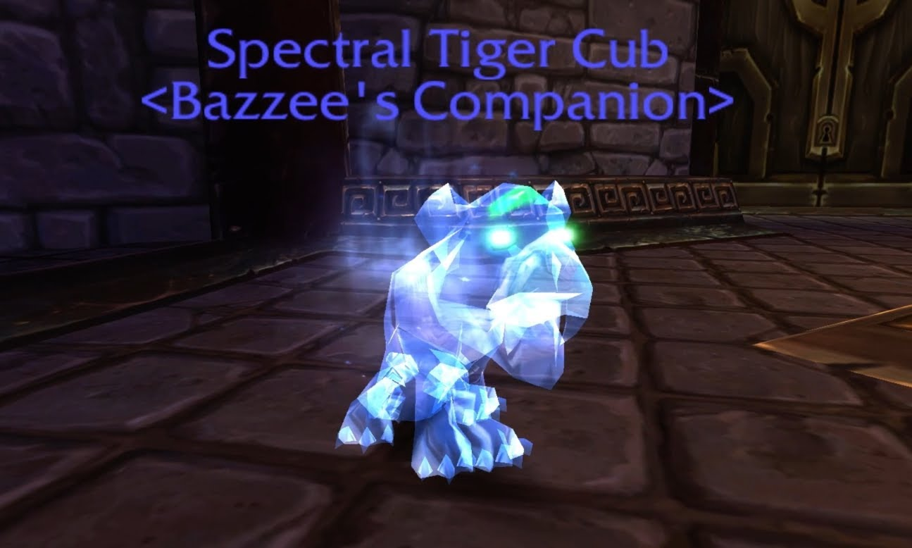 Buy Spectral Tiger Cub from speed4game