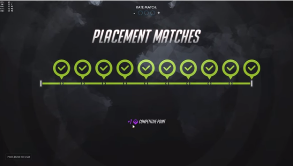 Overwatch Placement Boost