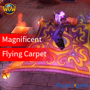 Magnificent Flying Carpet - Buy MMO game gold, Power Leveling, Items, Boosting service-Speed4game.