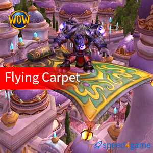 Flying Carpet - Buy MMO game gold, Power Leveling, Items, Boosting service-Speed4game.
