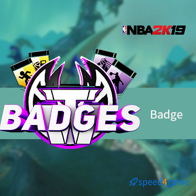 Buy NBA 2K19 Badge from Speed4game