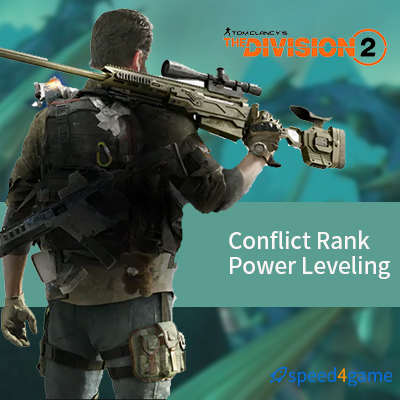 Buy Division 2 Power Leveling from Speed4game