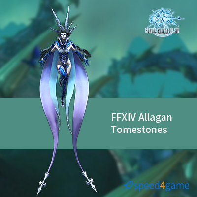Buy FFXIV Allagan Tomestones Power Leveling from Speed4game