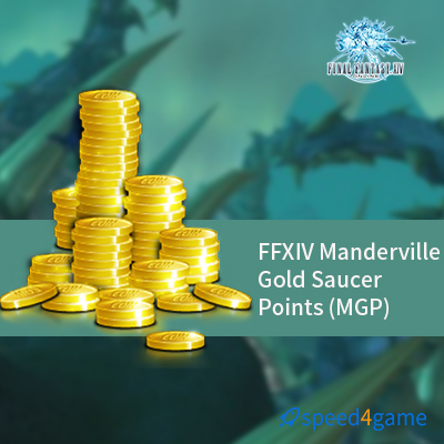 Buy Final Fantasy XIV Manderville Gold Saucer Points (MGP) from