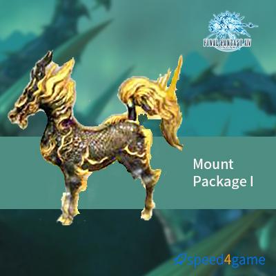 Mount - Buy Final Fantasy XIV Power Leveling Service, Mounts