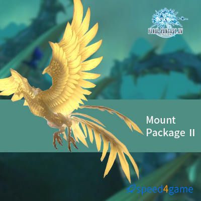 Mount - Buy Final Fantasy XIV Power Leveling Service, Mounts from