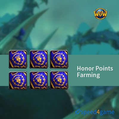 Buy Honor Level Farm, WoW power leveling service-Speed4game