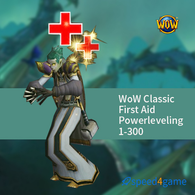 first aid wow